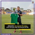 Former Vietnam goalkeeper happy to come back to V-League