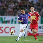 Quang Huy: 'HAGL will play well but still lose to Hanoi'