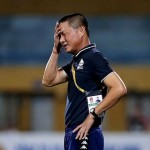 Coach Chu Dinh Nghiem: 'Hanoi club doesn't have enough players to practice'