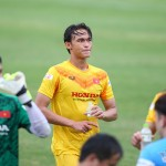 VIDEO: French-origin botboy Exal Tieu Exal shone in the internal match of U22 Vietnam