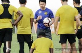 Malaysia coach admitted his difficulties ahead of the match with Vietnam