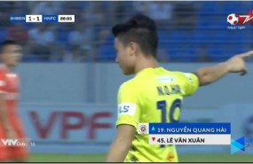 Quang Hai spoke out about his health after two consecutive absences