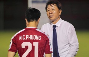 Cong Phuong's coach: 'Ho Chi Minh City wanted to sack me long time ago'