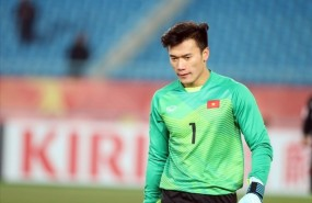Bui Tien Dung: 'every goalkeeper makes mistakes'