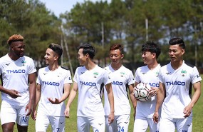 HAGL has many advantages compared to rivals in V-League 2020