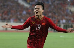 Quang Hai listed among the best players in the Asian Cup