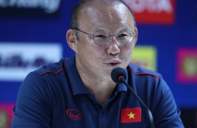 Park Hang-seo: 'U23 UAE is not different from ASIAD 2018'