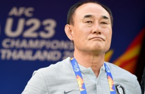U23 South Korea dissatisfied with his players' performance despite the win