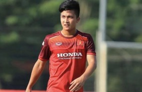 Martin Lo injured, missing the training with Hai Phong FC