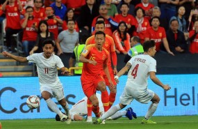 OFFICIAL: China plays World Cup qualifiers in Thailand
