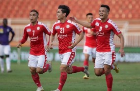 Hanoi FC defeated Ho Chi Minh City to win the National Super Cup